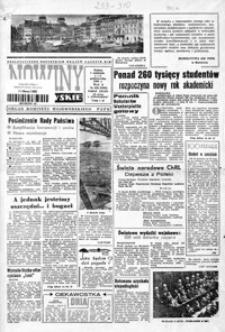 Nowiny Rzeszowskie : organ KW Polskiej Zjednoczonej Partii Robotniczej. 1966, nr 233-258 (październik)