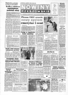 Nowiny Rzeszowskie : organ KW Polskiej Zjednoczonej Partii Robotniczej. 1967, nr 286-309 (grudzień)