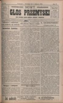 Nowy Głos Przemyski : pismo poświęcone sprawom społecznym, politycznym i ekonomicznym. 1906, R. 4, nr 32-35 (sierpień)