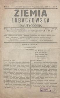 Ziemia Lubaczowska. 1929, R. 1, nr 6