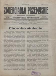 Zwierciadło Przemyskie : niezależne czasopismo polityczno-społeczne. 1927, R. 2, nr 3-9