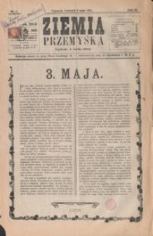 Ziemia Przemyska. 1923, R. 9, nr 1-4 (maj)