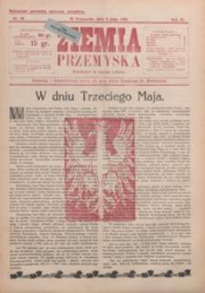 Ziemia Przemyska. 1925, R. 11, nr 18-22 (maj)
