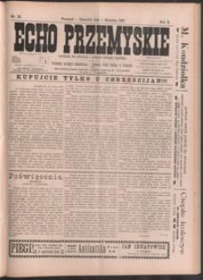 Echo Przemyskie : organ Stronnictwa Katolicko-Narodowego. 1897, R. 2, nr 26-34 (kwiecień)
