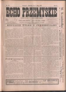 Echo Przemyskie : organ Stronnictwa Katolicko-Narodowego. 1897, R. 2, nr 35-43 (maj)
