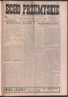 Echo Przemyskie : organ Stronnictwa Katolicko-Narodowego. 1897, R. 2, nr 52-60 (lipiec)