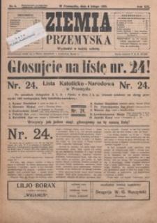 Ziemia Przemyska. 1928, R. 14, nr 6-9 (luty)