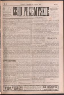 Echo Przemyskie : organ Stronnictwa Katolicko-Narodowego. 1898, R. 3, nr 18-26 (marzec)