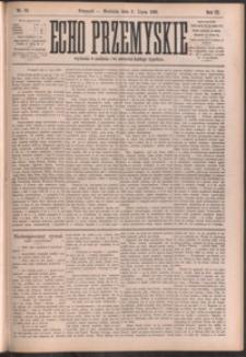 Echo Przemyskie : organ Stronnictwa Katolicko-Narodowego. 1898, R. 3, nr 53-61 (lipiec)