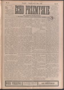 Echo Przemyskie : organ Stronnictwa Katolicko-Narodowego. 1899, R. 4, nr 18-26 (marzec)