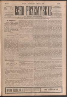 Echo Przemyskie : organ Stronnictwa Katolicko-Narodowego. 1899, R. 4, nr 27-35 (kwiecień)