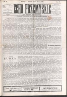 Echo Przemyskie : organ Stronnictwa Katolicko-Narodowego. 1899, R. 4, nr 44-52 (czerwiec)