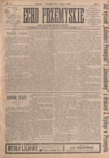 Echo Przemyskie : organ Stronnictwa Katolicko-Narodowego. 1900, R. 5, nr 10-17 (luty)