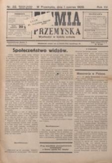 Ziemia Przemyska. 1929, R. 15, nr 22-26 (czerwiec)