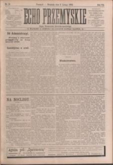Echo Przemyskie : organ Stronnictwa Katolicko-Narodowego. 1902, R. 7, nr 10-17 (luty)