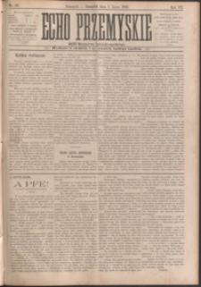 Echo Przemyskie : organ Stronnictwa Katolicko-Narodowego. 1902, R. 7, nr 53-61 (lipiec)