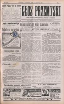 Nowy Głos Przemyski : pismo poświęcone sprawom społecznym, politycznym i ekonomicznym. 1910, R. 9, nr 23-26 (czerwiec)