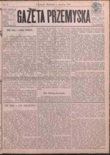Gazeta Przemyska. 1887, R. 1, nr 2-5 (czerwiec)