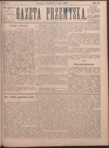 Gazeta Przemyska. 1889, R. 3, nr 44-51 (lipiec)
