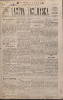 Gazeta Przemyska. 1890, R. 4, nr 1-9 (styczeń)