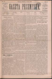Gazeta Przemyska. 1890, R. 4, nr 44-52 (czerwiec)