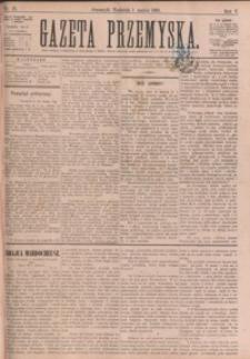 Gazeta Przemyska. 1891, R. 5, nr 18-26 (marzec)