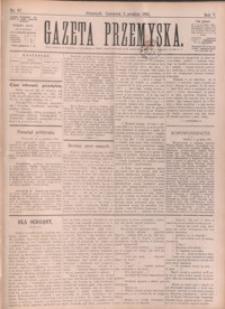 Gazeta Przemyska. 1891, R. 5, nr 97-105 (grudzień)