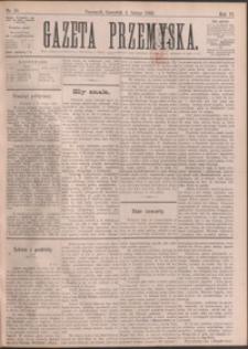 Gazeta Przemyska. 1892, R. 6, nr 10-17 (luty)