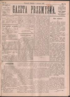Gazeta Przemyska. 1892, R. 6, nr 27-34 (kwiecień)