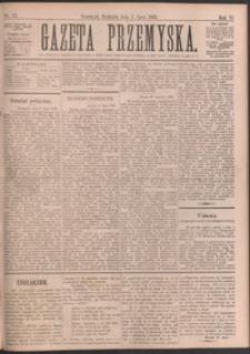 Gazeta Przemyska. 1892, R. 6, nr 53-61 (lipiec)