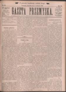 Gazeta Przemyska. 1892, R. 6, nr 62-69 (sierpień)