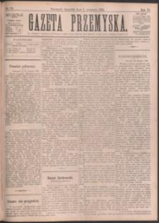 Gazeta Przemyska. 1892, R. 6, nr 70-78 (wrzesień)