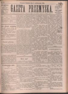 Gazeta Przemyska. 1892, R. 6, nr 79-87 (październik)