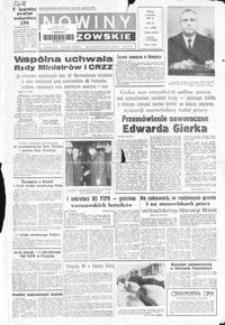 Nowiny Rzeszowskie : organ KW Polskiej Zjednoczonej Partii Robotniczej. 1971, nr 1-30 (styczeń)