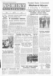 Nowiny Rzeszowskie : organ KW Polskiej Zjednoczonej Partii Robotniczej. 1972, nr 150-179 (czerwiec)
