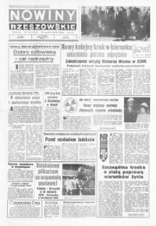 Nowiny Rzeszowskie : organ KW Polskiej Zjednoczonej Partii Robotniczej. 1974, nr 180-207 (lipiec)