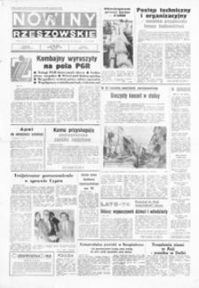 Nowiny Rzeszowskie : organ KW Polskiej Zjednoczonej Partii Robotniczej. 1974, nr 208-236 (sierpień)