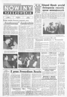 Nowiny Rzeszowskie : organ KW Polskiej Zjednoczonej Partii Robotniczej. 1974, nr 265-293 (październik)