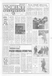 Nowiny Rzeszowskie : organ KW Polskiej Zjednoczonej Partii Robotniczej. 1975, nr 1-14, 16-26 (styczeń)