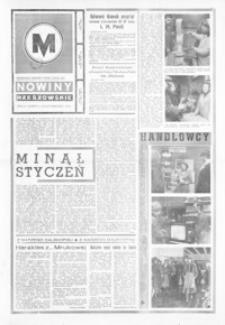 Nowiny Rzeszowskie : organ KW Polskiej Zjednoczonej Partii Robotniczej. 1975, nr 27-32, 34-47, 49 (luty)