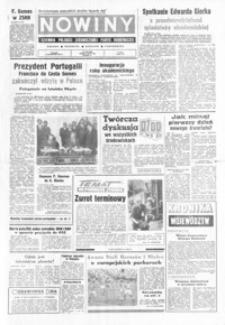 Nowiny : dziennik Polskiej Zjednoczonej Partii Robotniczej. 1975, nr 215-240 (październik)