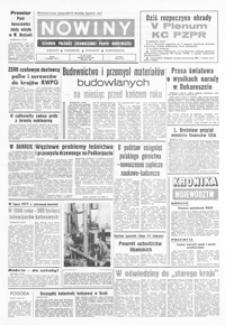 Nowiny : dziennik Polskiej Zjednoczonej Partii Robotniczej. 1976, nr 274-275, 277-279, 281-298 (grudzień)