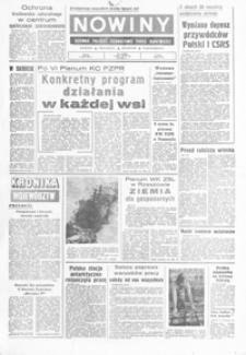 Nowiny : dziennik Polskiej Zjednoczonej Partii Robotniczej. 1977, nr 48-63, 65-73 (marzec)