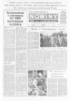 Nowiny : dziennik Polskiej Zjednoczonej Partii Robotniczej. 1977, nr 98-112, 116-122 (maj)