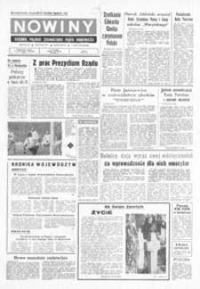 Nowiny : dziennik Polskiej Zjednoczonej Partii Robotniczej. 1977, nr 248-272 (listopad)