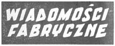 Wiadomości Fabryczne : organ Komitetu Zakładowego PZPR Wytwórni Sprzętu Komunikacyjnego im. J. Tkaczowa w Rzeszowie. 1960, R. 9, nr 16 (10-20 czerwca)
