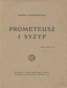 Prometeusz i Syzyf