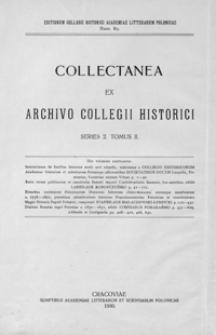 [Archiwum Komisji Historycznej 1930]