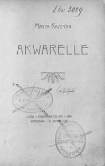 Akwarelle