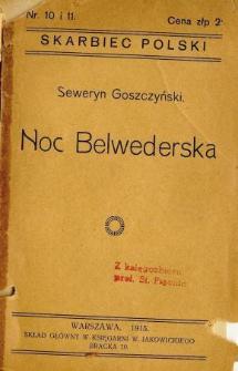 Noc belwederska